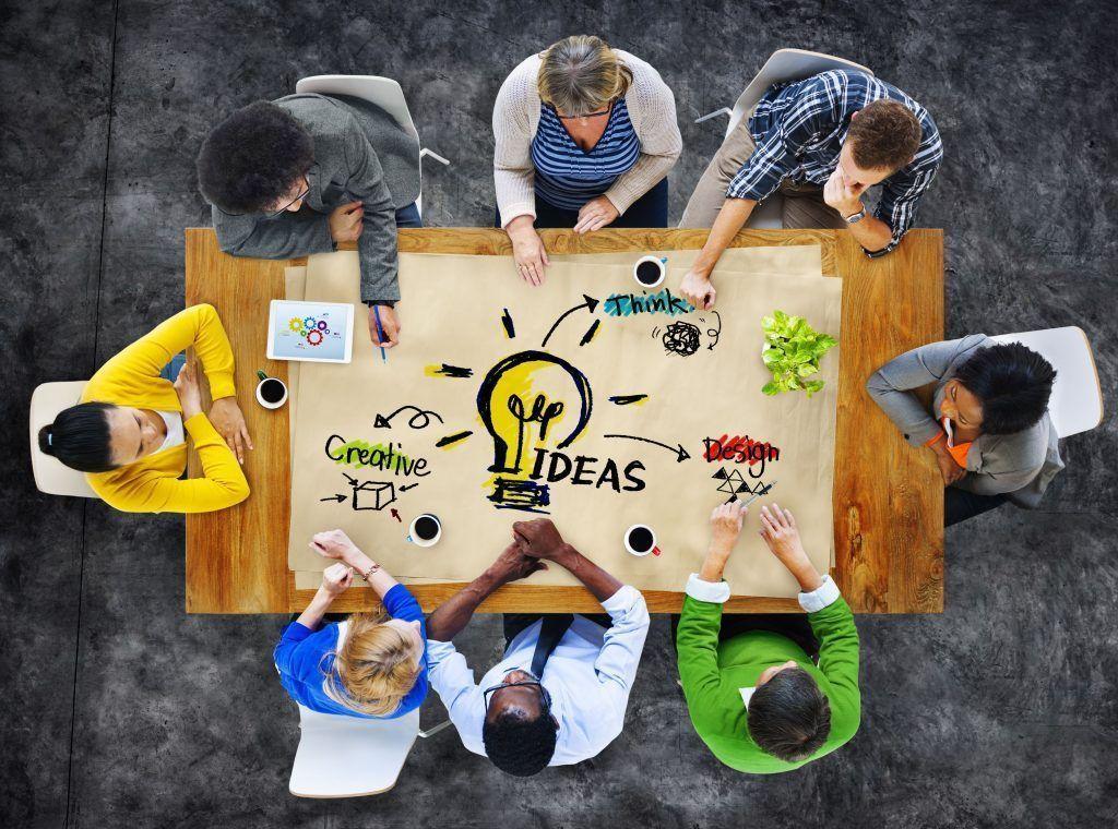 3 Maneras de fomentar la creatividad