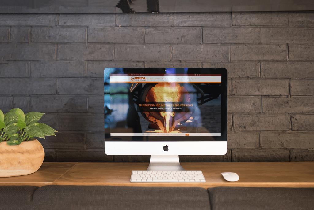 Brolesa | Diseño web Valencia