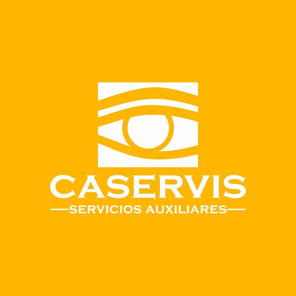 Caservis - Servicios auxiliares | Diseño de logotipo