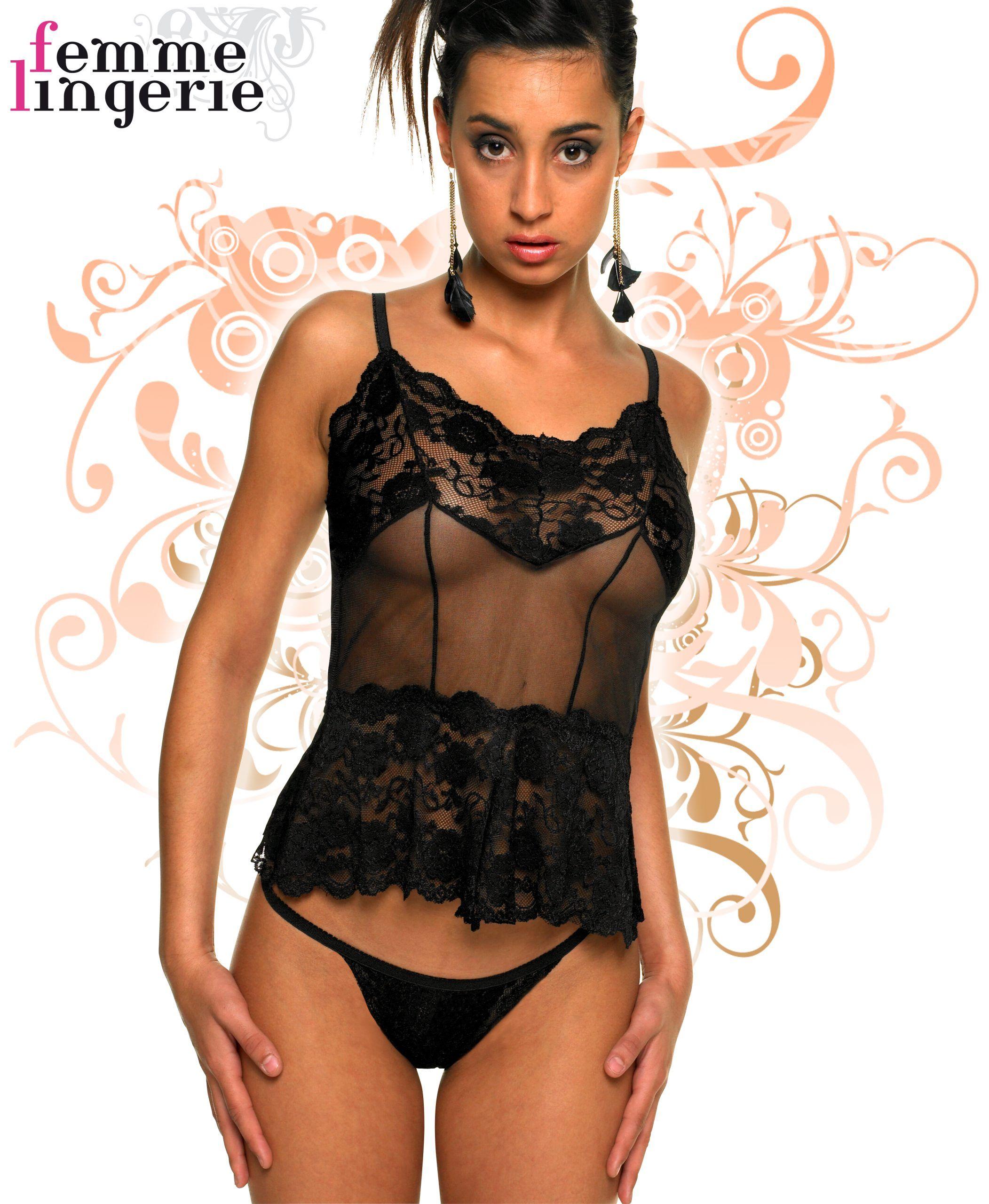 Femme Lingerie | Fotografía | Diseño web