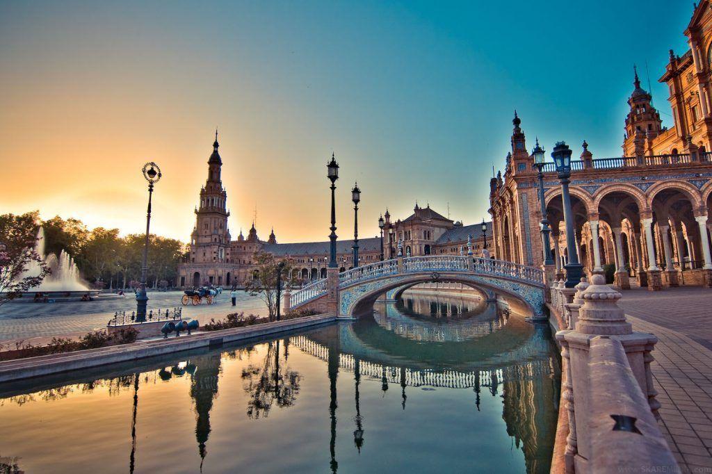 Fietsen Huren in Sevilla - Rutas turísticas | Diseño web