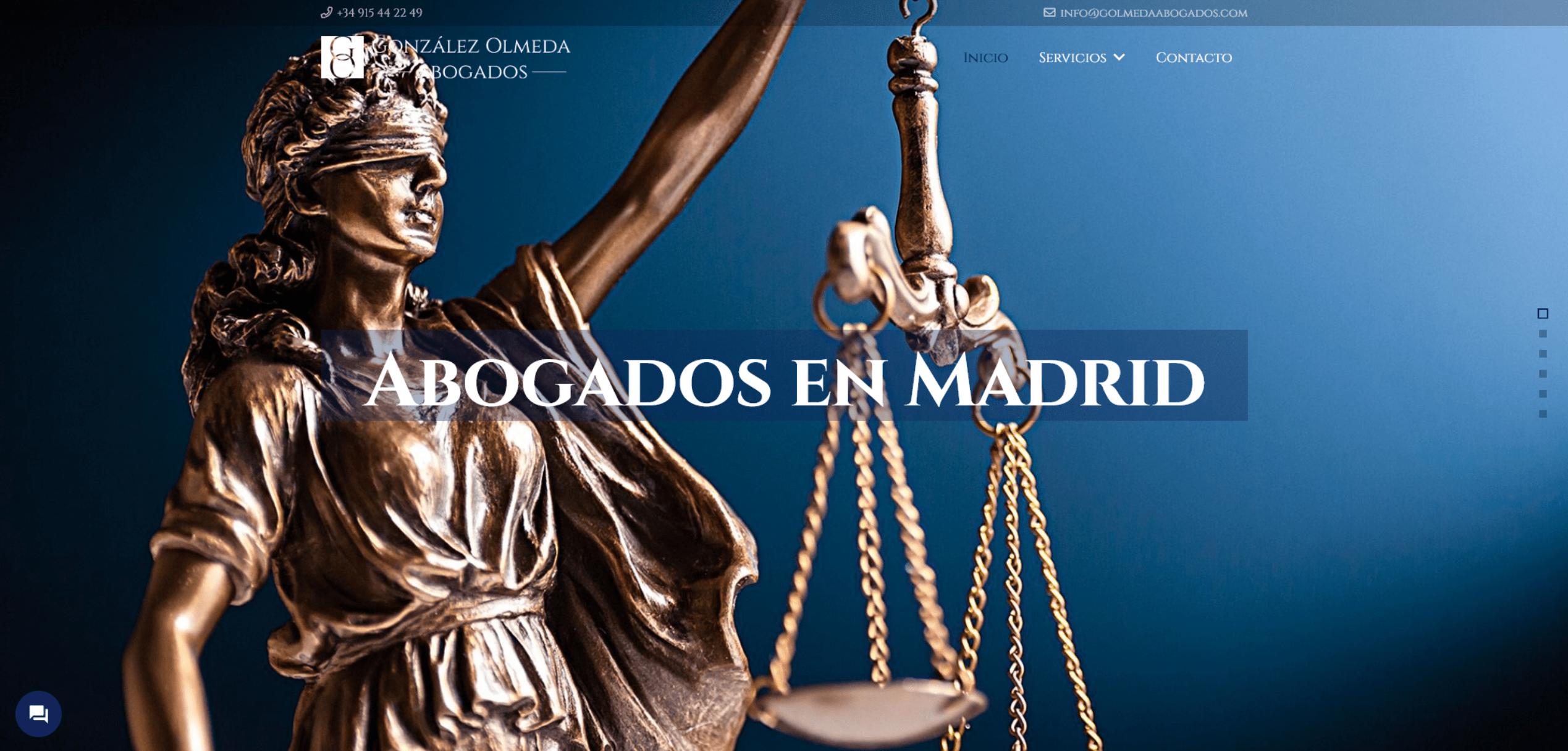 Golmeda Abogados - Abogados en Madrid