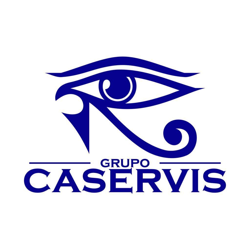 Grupo Caservis | Diseño de logotipo