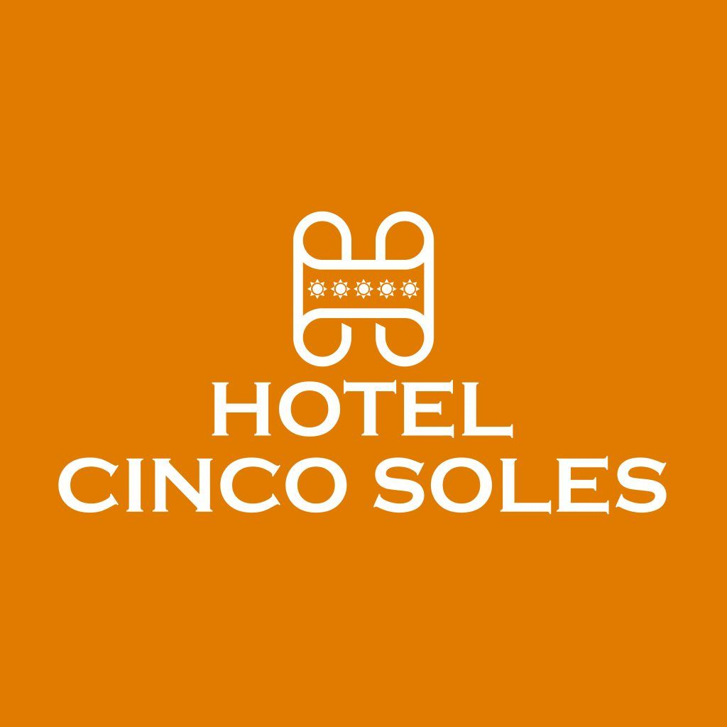 Hotel Cinco Soles - Diseño de logotipo