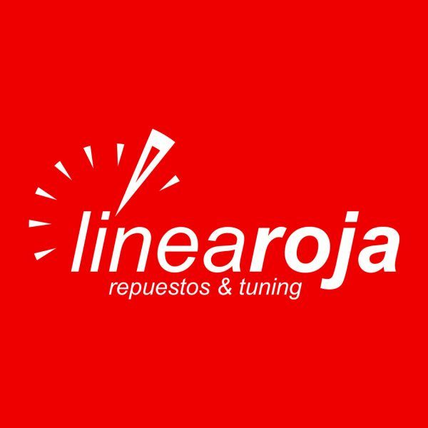 Línea Roja | Diseño de logotipo
