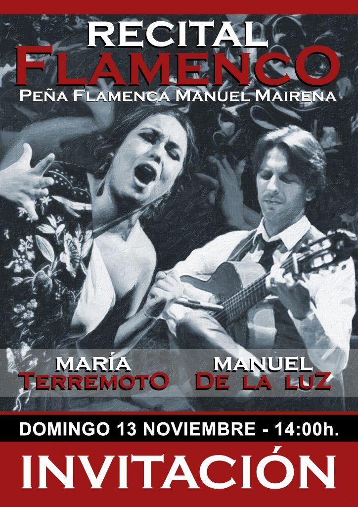 María Terremoto y Manuel de la Luz | Diseño en Sevilla