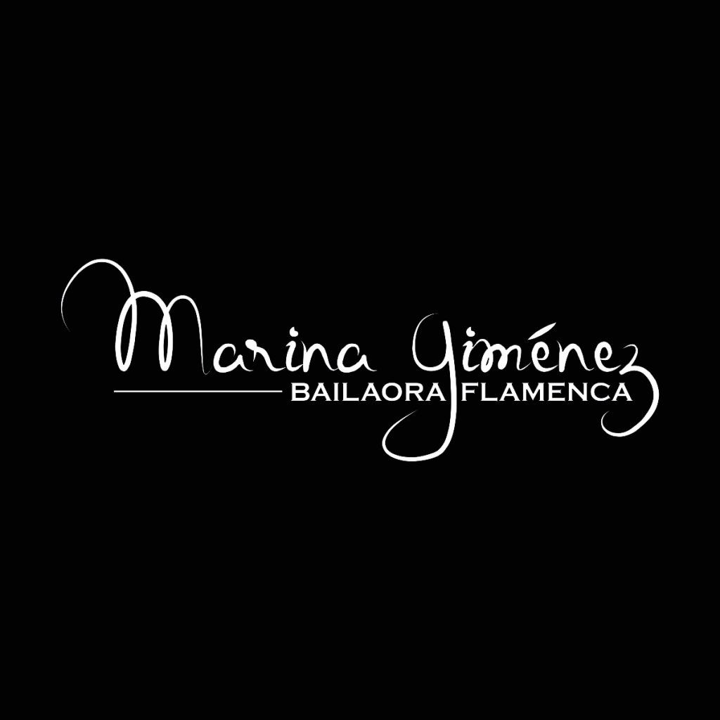 Marina Giménez - Bailaora | Diseño de logotipo en Sevilla