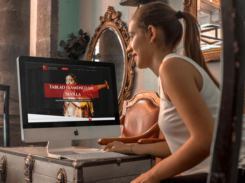 Tablao flamenco en Sevilla | Tablao Flamenco Álvarez Quintero