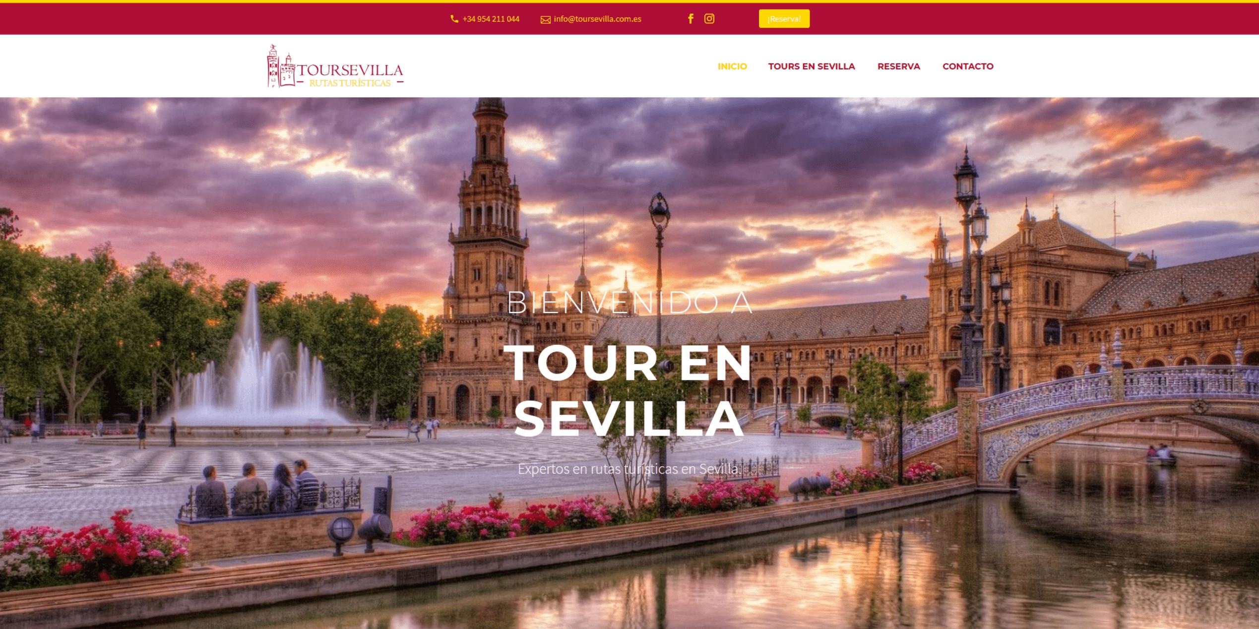 Tour en Sevilla